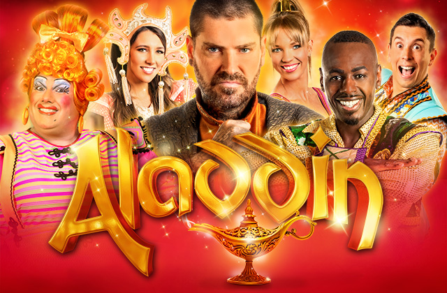 A Wish For Christmas Cast.Aladdin Panto 2019 Kings Theatre Portsmouth